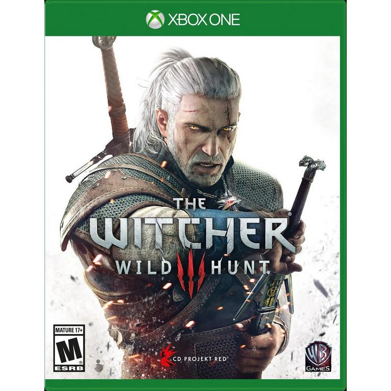 The Witcher III: Wild Hunt | Xbox One | GameStop