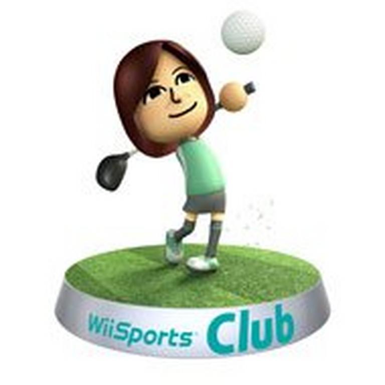 Wii U Sports Club - Golf