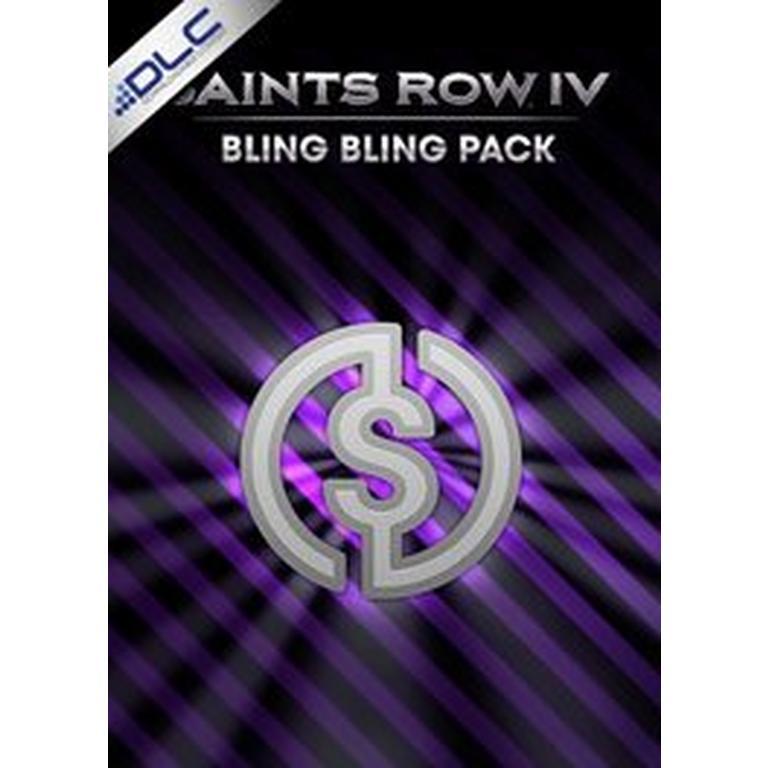 Saints Row IV - Bling Bling Pack