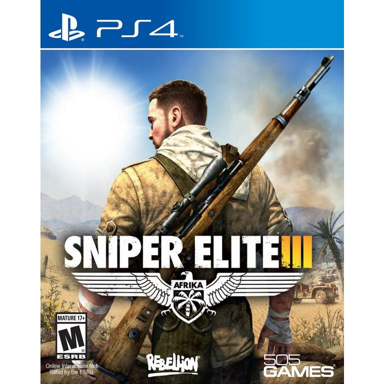 Sniper Elite III | PlayStation 4 | GameStop