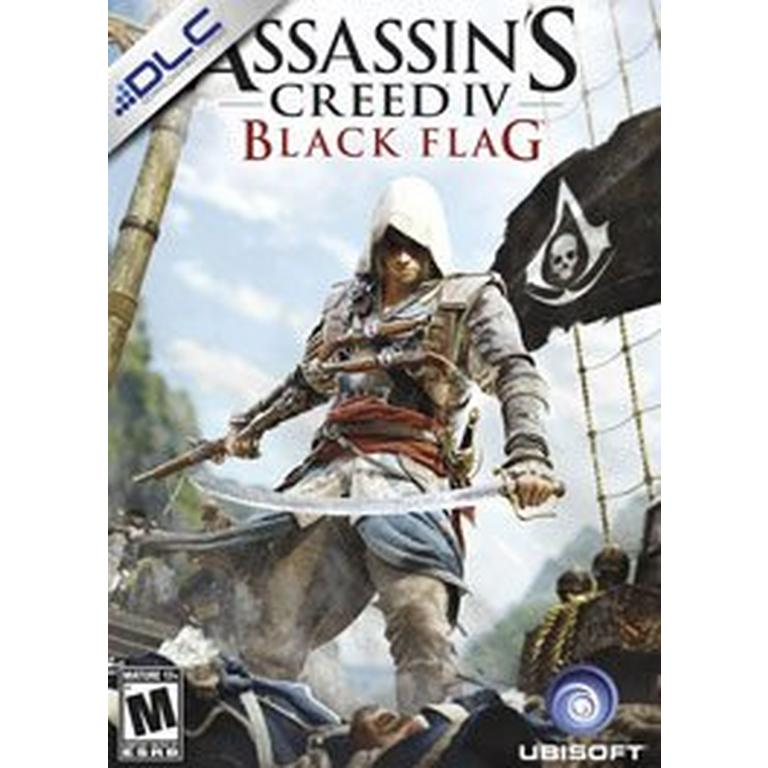 Assassin's Creed IV Black Flag Guild of Rogues Pack