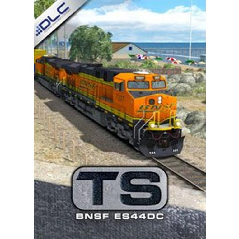 Train Simulator BNSF ES44DC