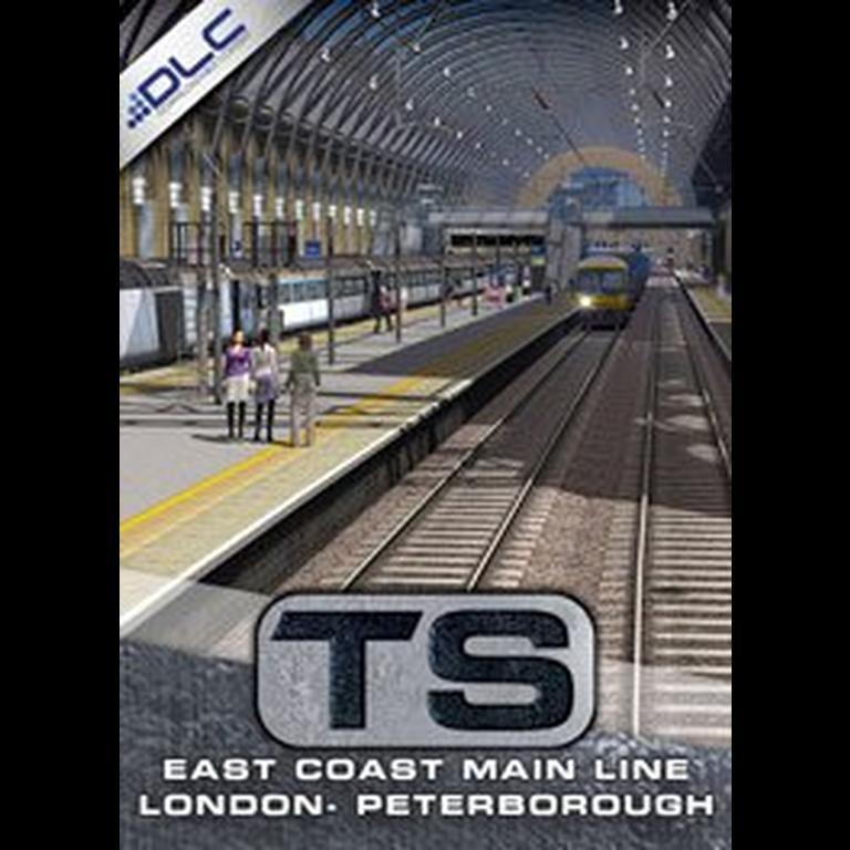 Train Simulator ECML