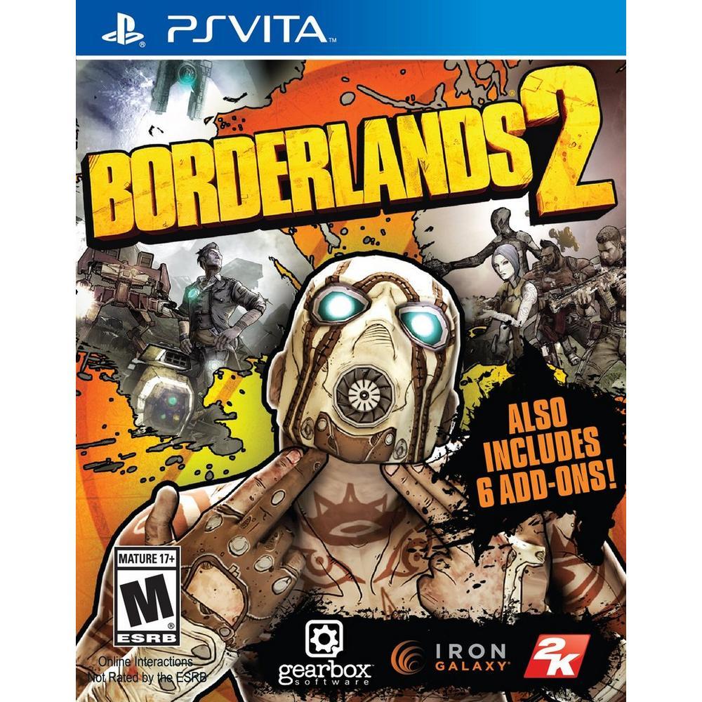 Borderlands 2 | PS Vita | GameStop