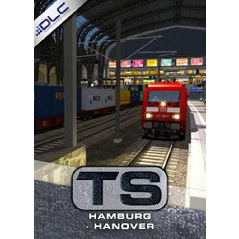 Train Simulator Hamburg Hanover