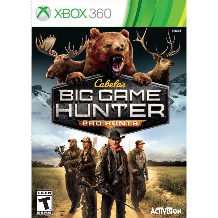 Cabela's Big Game Hunter: Pro Hunts