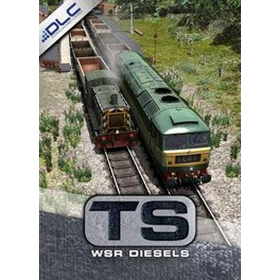 Train Simulator WSR Diesels