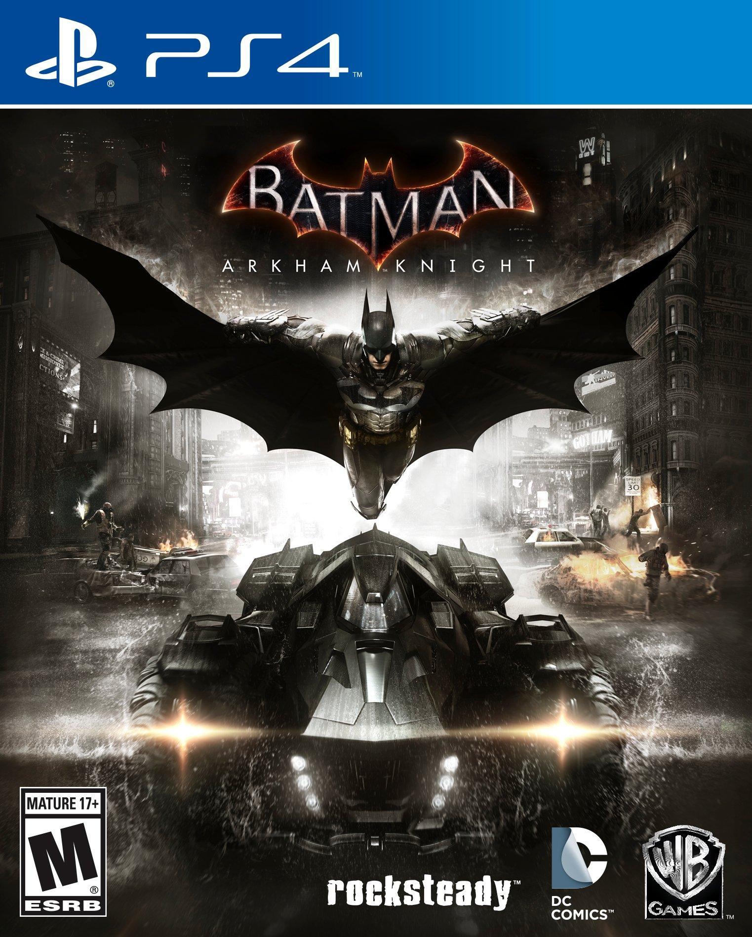 Batman: Arkham Knight | PlayStation 4 | GameStop