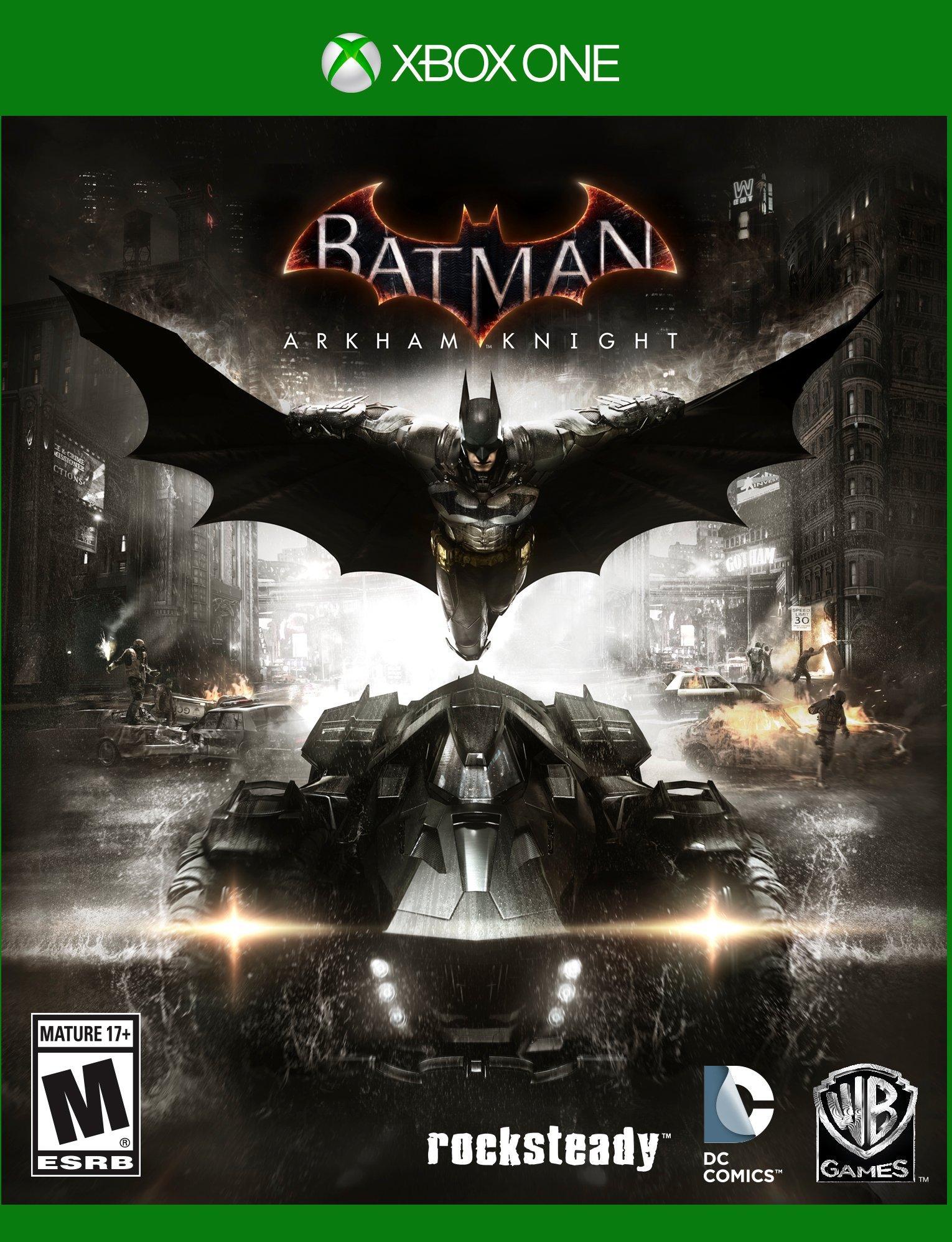 Batman Arkham Knight Xbox One Gamestop
