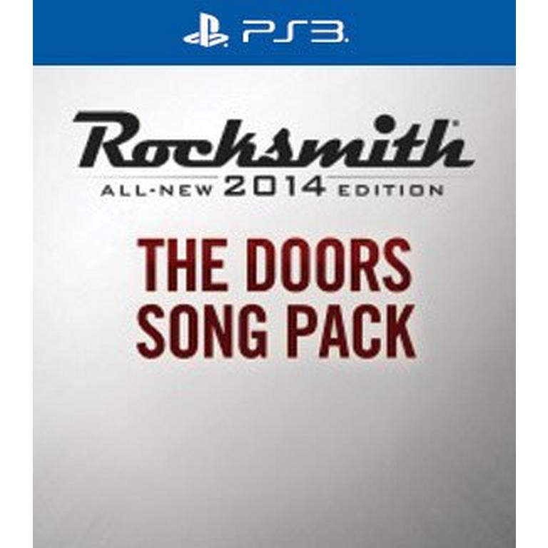 Rocksmith 2014 The Doors Song Pack