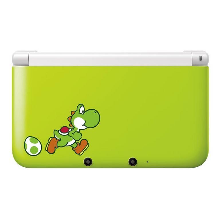 Nintendo 3DS XL Green Yoshi Edition (GameStop Premium Refurbished)
