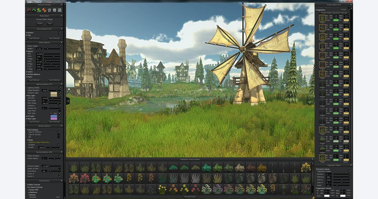 Axis Game Factory Premium