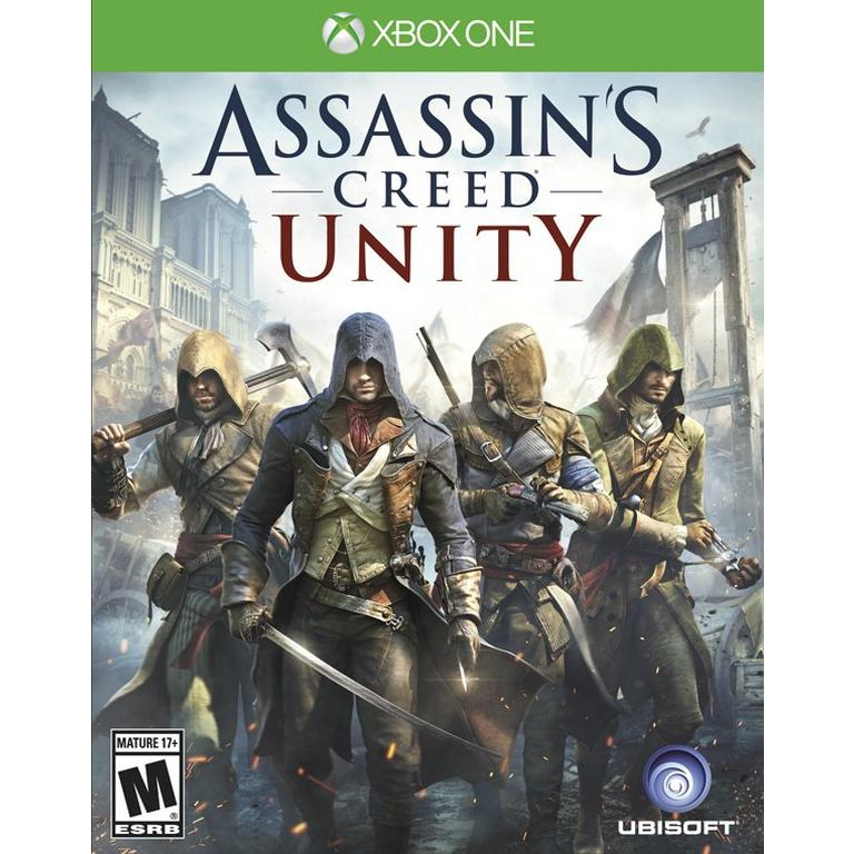 Assassin S Creed Unity Xbox One Gamestop
