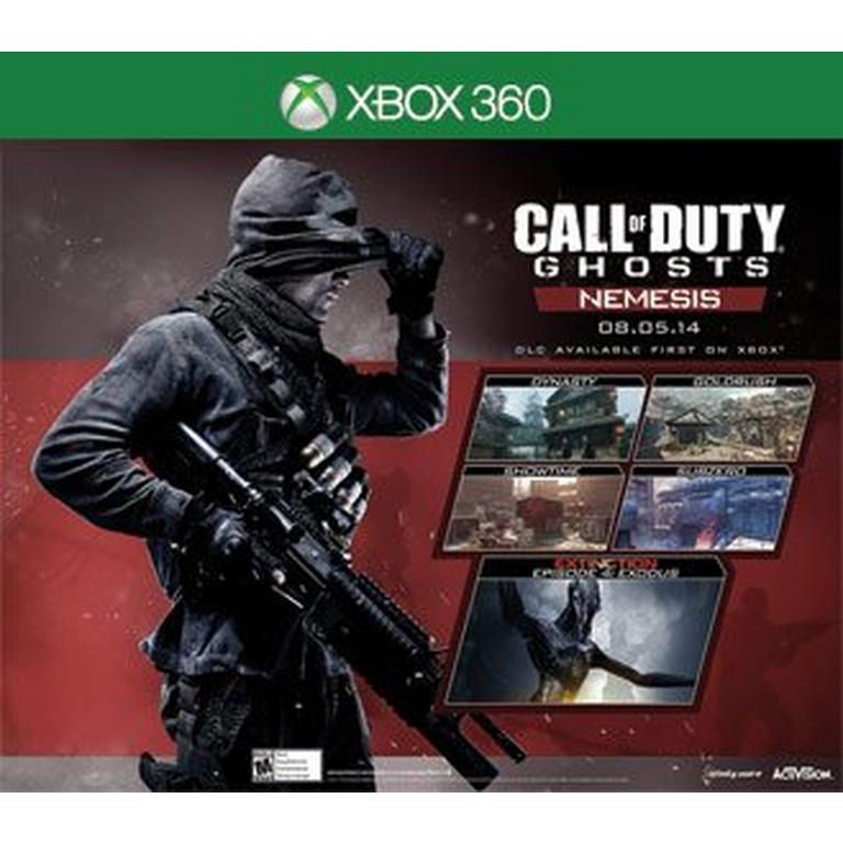 Call Of Duty Ghosts Nemesis Map Pack Xbox 360 Gamestop