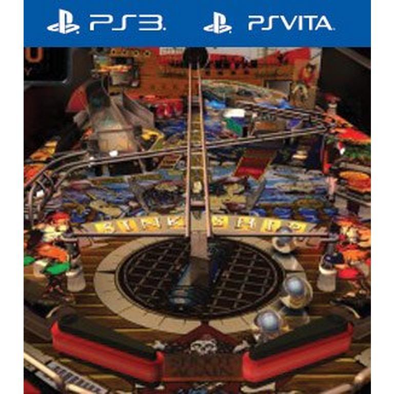 Pinball Arcade Black Rose Pro Pack