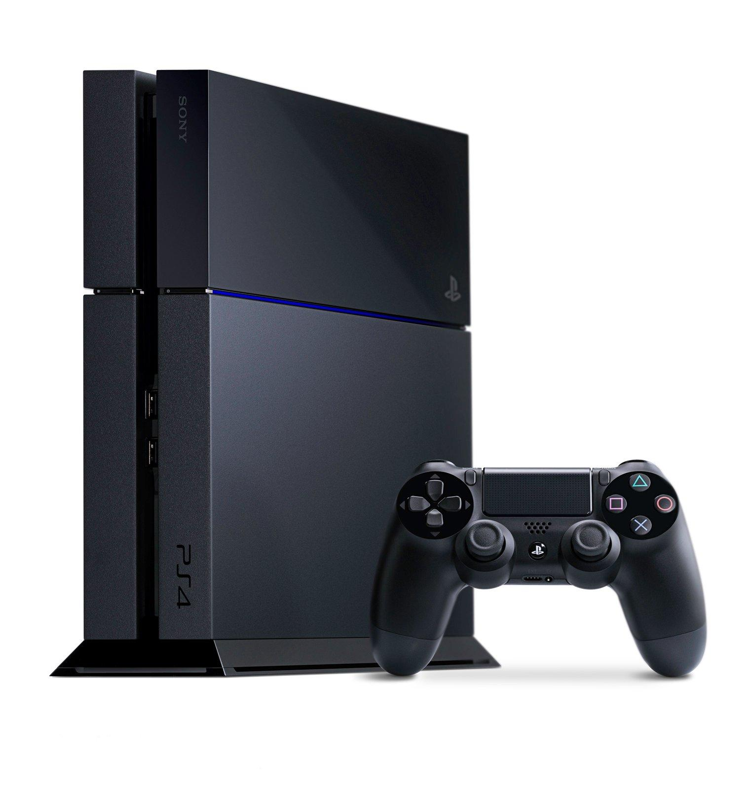 PlayStation 4 Black 500GB GameStop Premium Refurbished