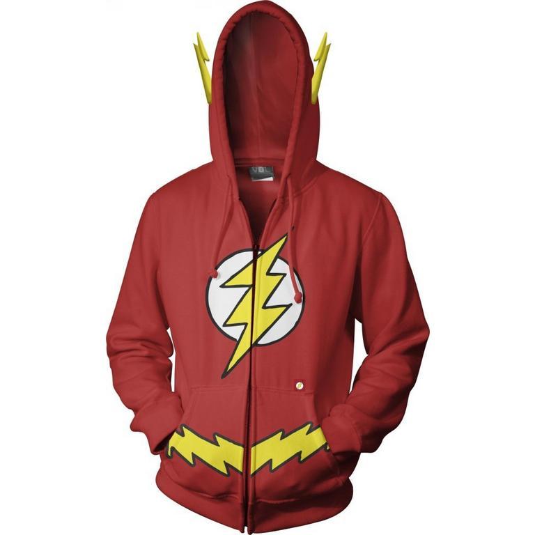 Flash Zip-Up Hoodie