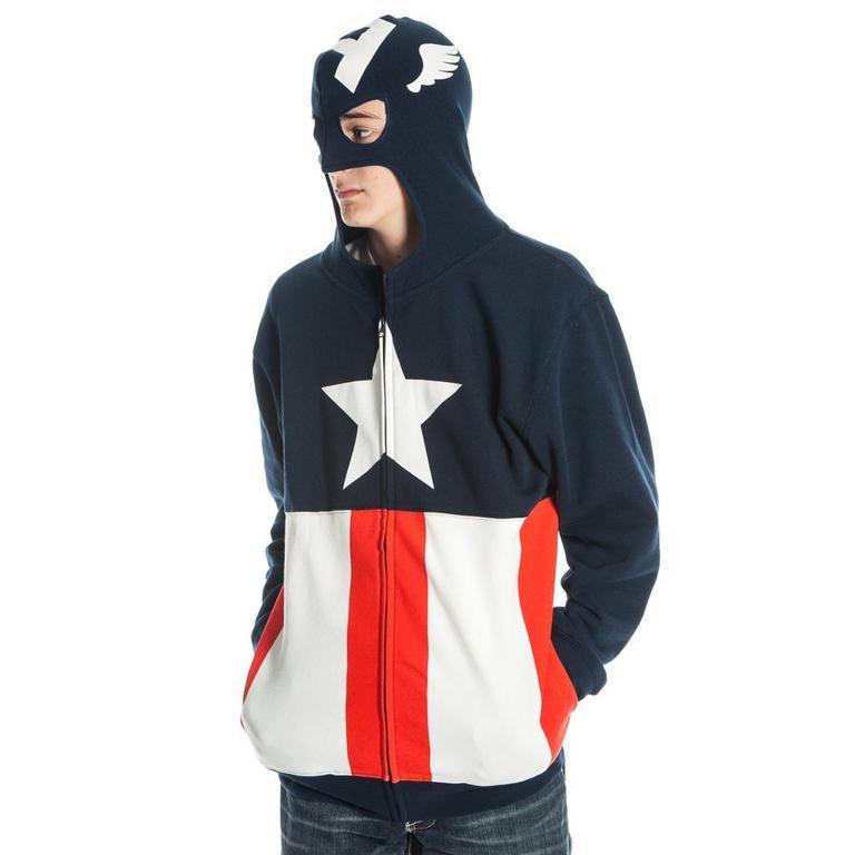 Captain America Hoddie