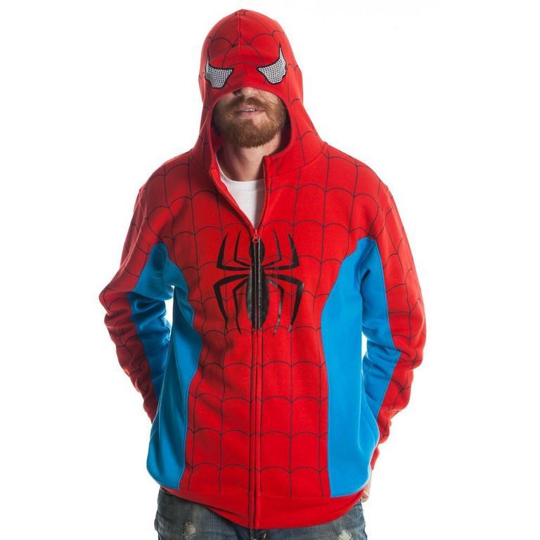 DC Spiderman Hoodie