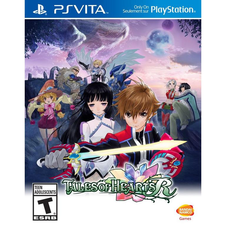 Tales of Hearts R - Only at GameStop