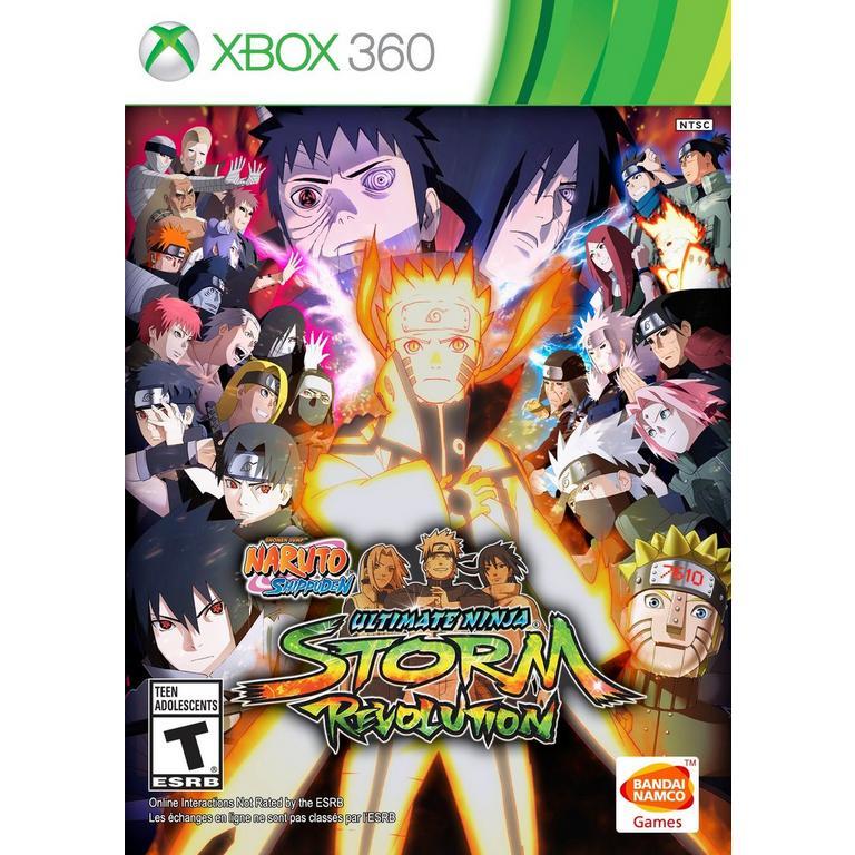 Naruto Shippuden: Ultimate Ninja Storm Revolution | Xbox 360 | GameStop