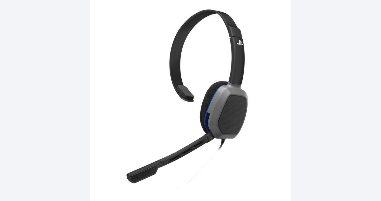 PlayStation 4 Afterglow LVL 1 Chat Headset