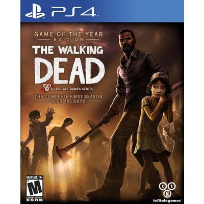 Walking Dead The Complete First Season