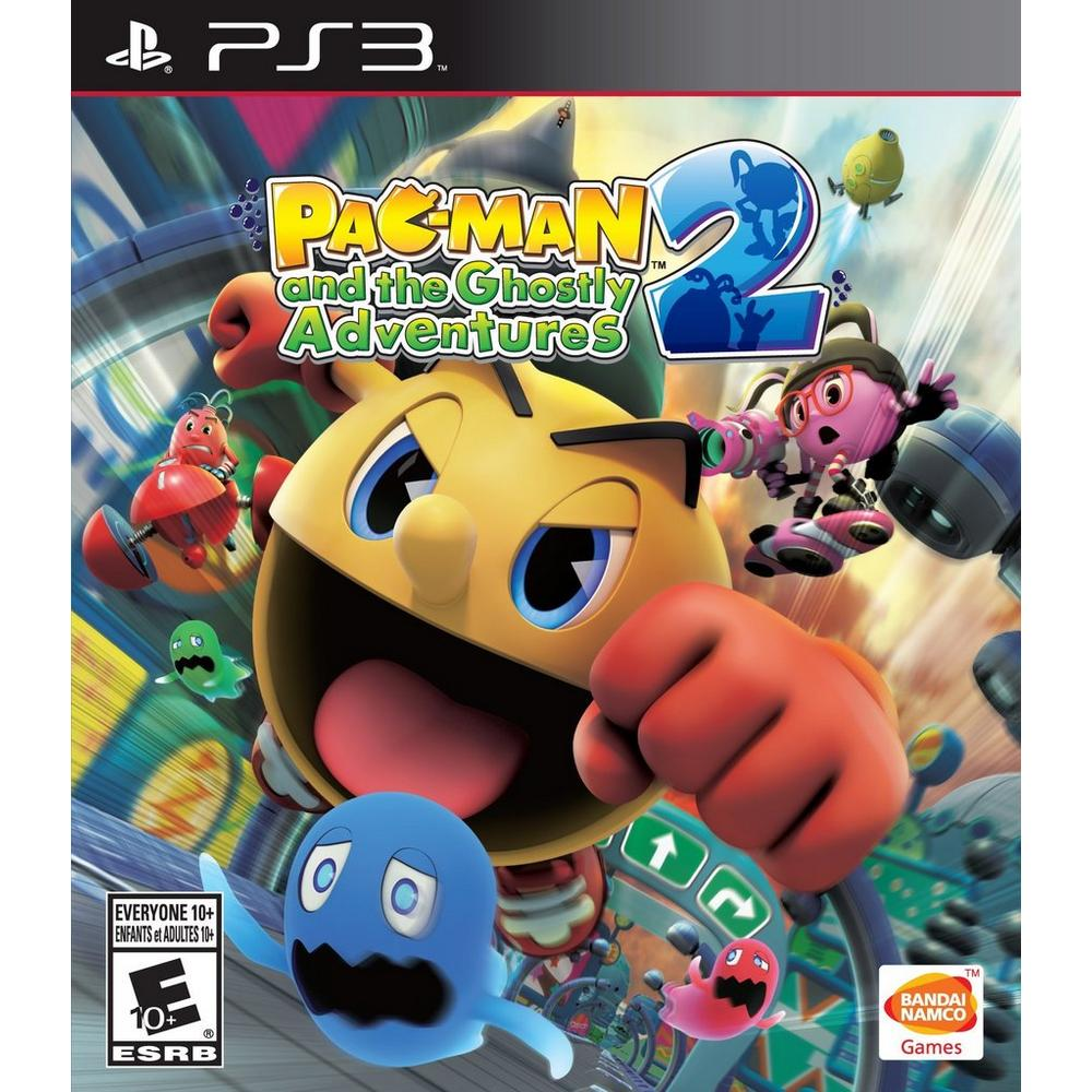Pac-Man and the Ghostly Adventures 2 | PlayStation 3 | GameStop