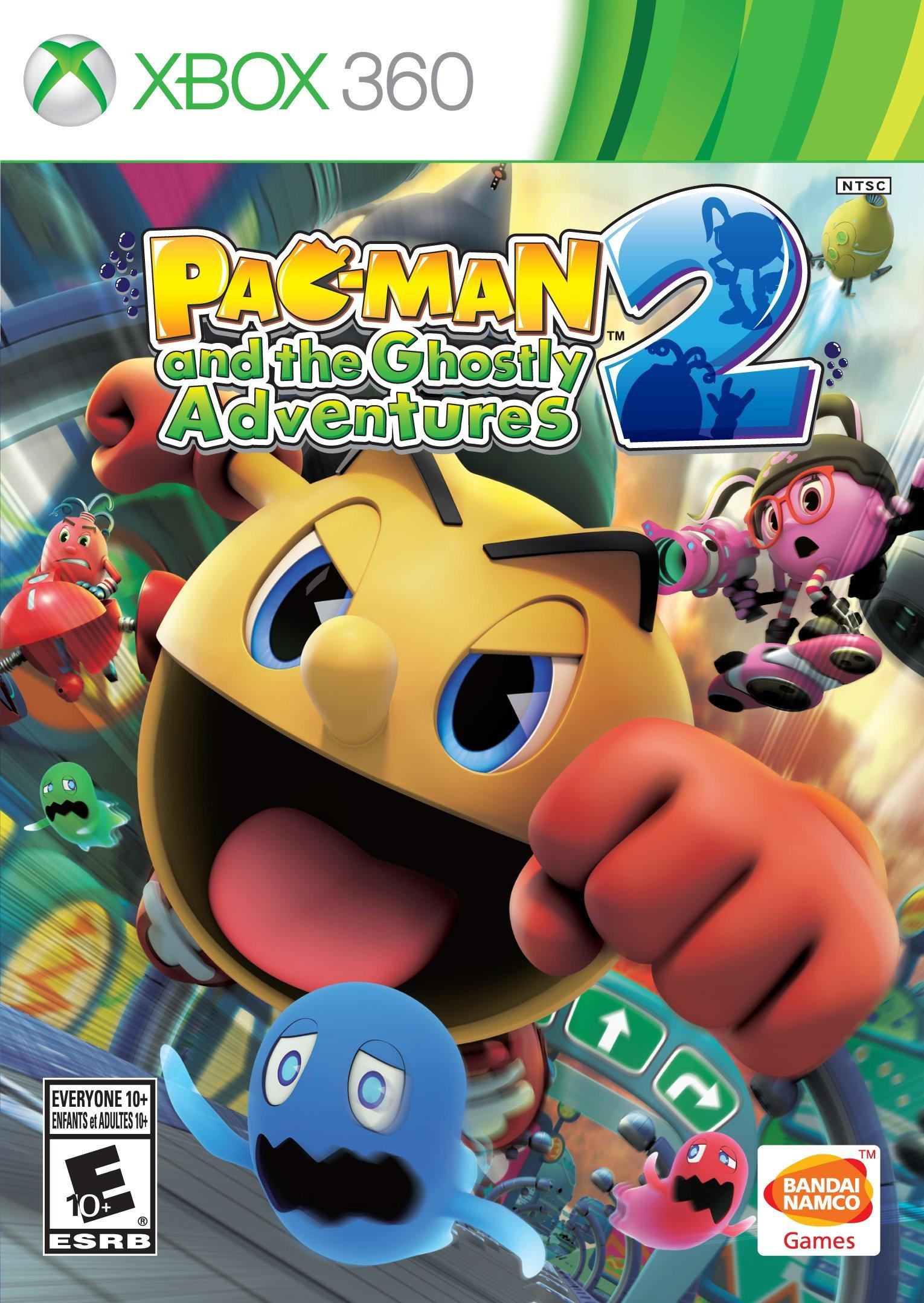 Pac-Man and the Ghostly Adventures 2 | Xbox 360 | GameStop