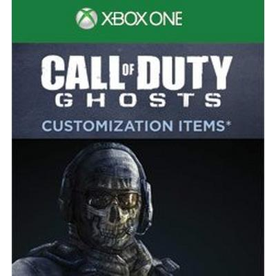 Call of Duty Ghosts Classic Ghost Pack