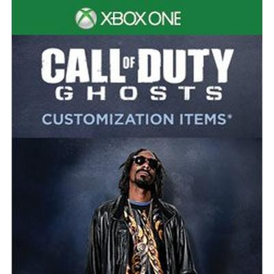 Call of Duty Ghosts Snoop Dogg Voice Pack
