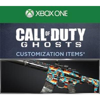 Call of Duty Ghosts Heartlands Personalization Pack