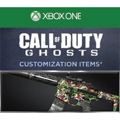 Call of Duty Ghosts Eyeballs Personalization Pack