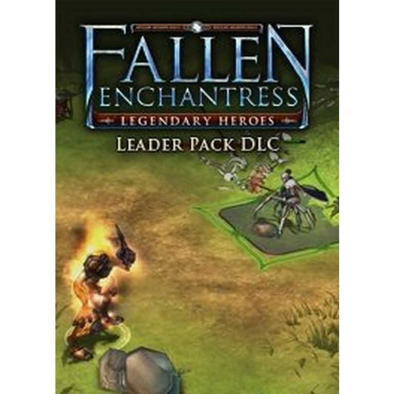 Fallen Enchantress: Legendary Heroes - Leader Pack