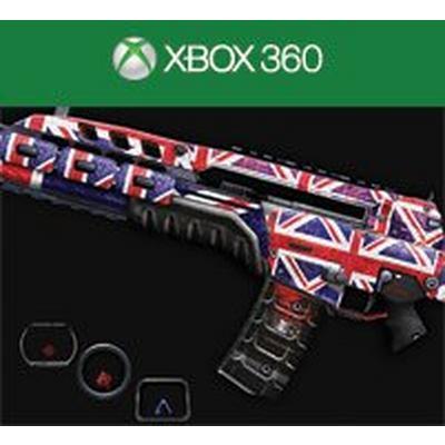 Call of Duty Black Ops II UK Punk Personalization Pack