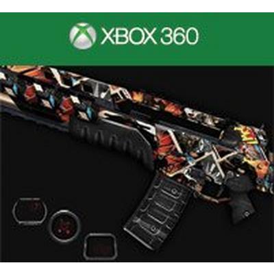 Call of Duty Black Ops II Comics Personalization Pack