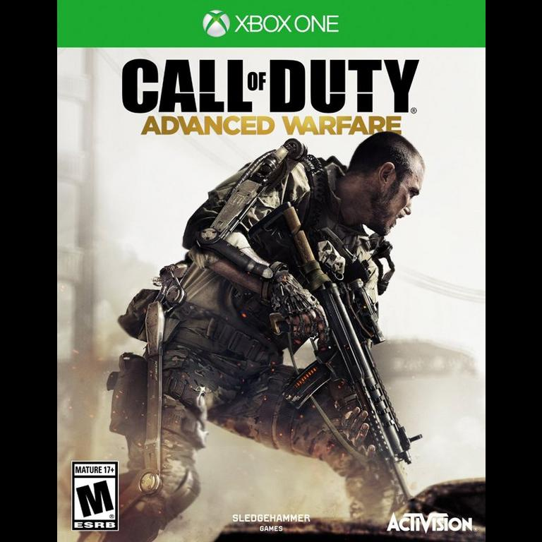 Call Of Duty Advanced Warfare Xbox One Gamestop