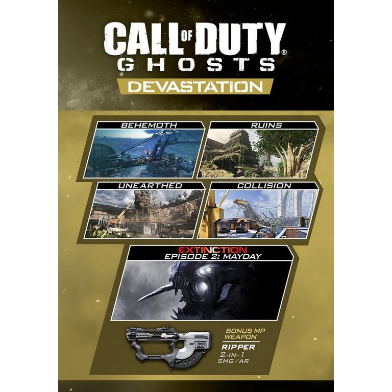 Call of Duty: Ghosts Devastation Map Pack