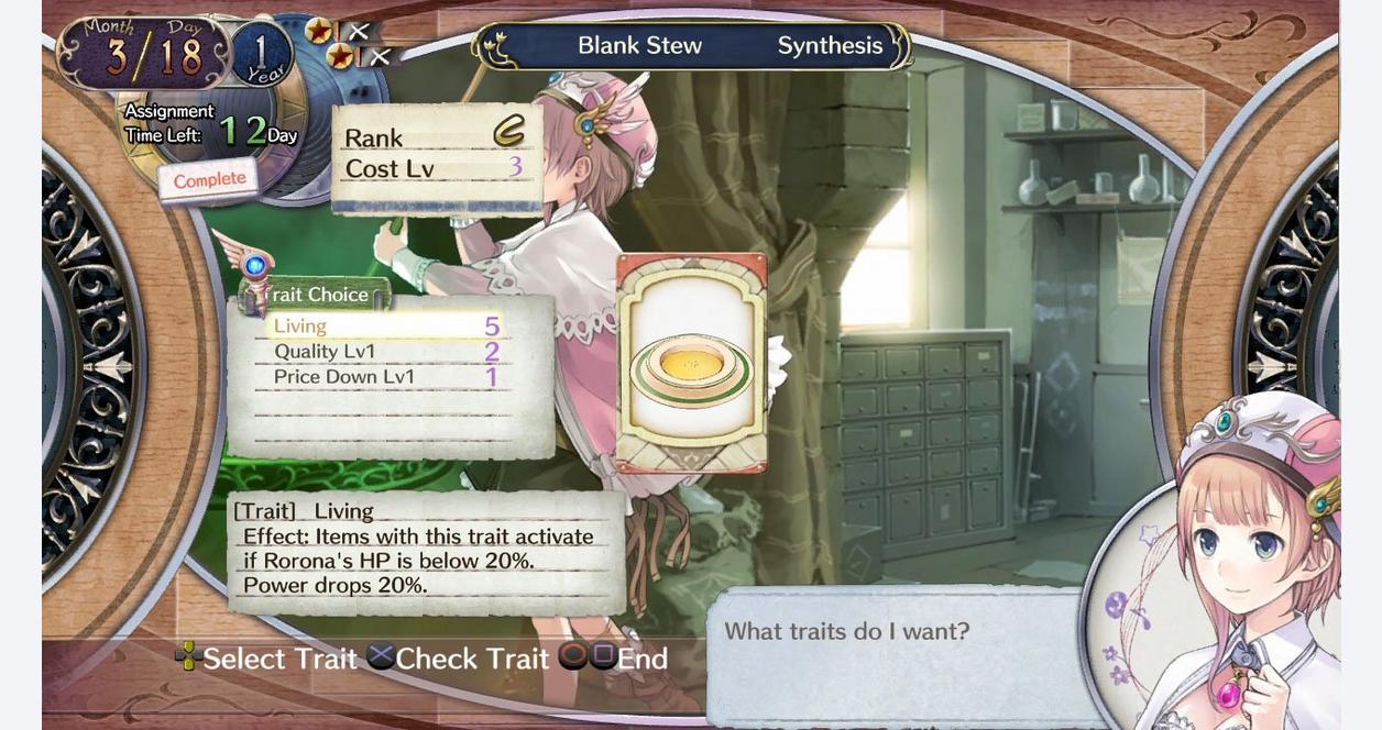 Atelier Rorona Plus: The Alchemist of Arland
