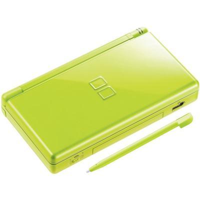 Nintendo DS Lite Lime Green GameStop Premium Refurbished