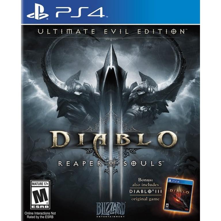 Diablo III: Reaper of Souls Ultimate Evil Edition