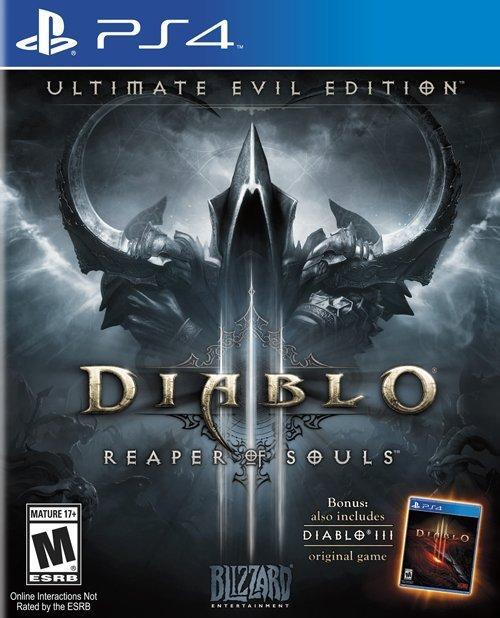 Diablo III Ultimate Evil Edition | PlayStation 4 | GameStop
