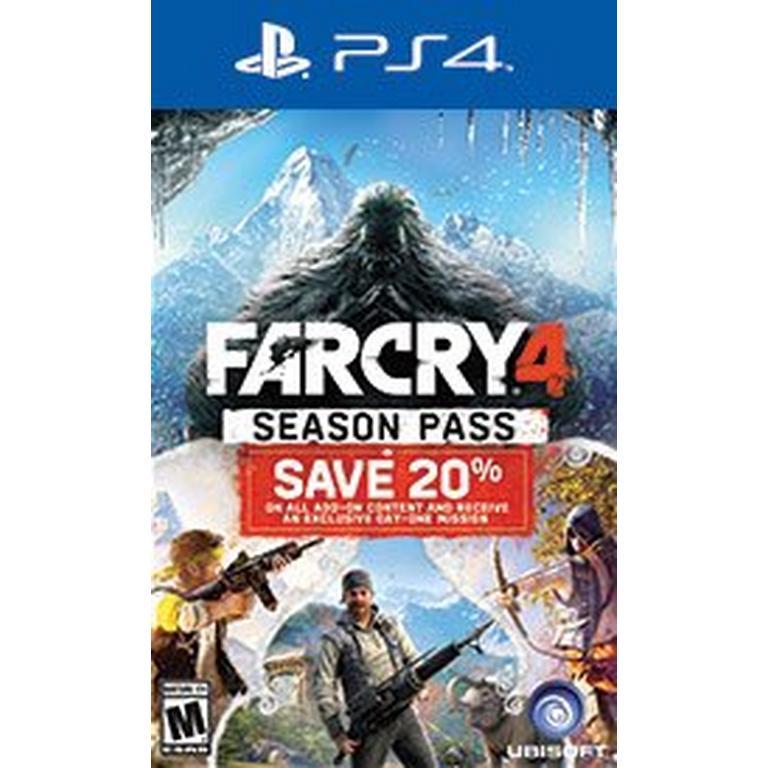 Far Cry 4 Season Pass