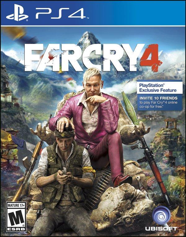 Far Cry 4   PlayStation 4   GameStop