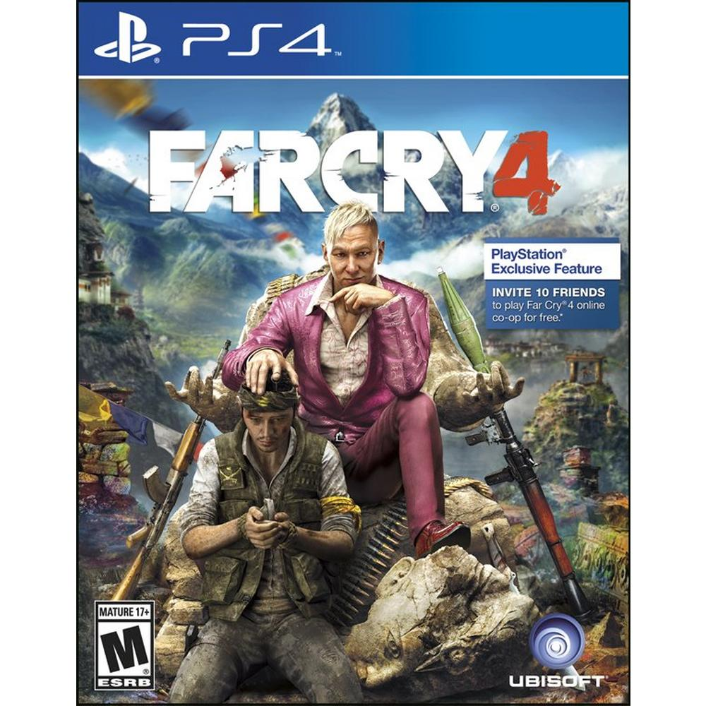 Far Cry 4 | PlayStation 4 | GameStop