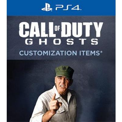 Call of Duty Ghost Drill Instructor Voice Pack