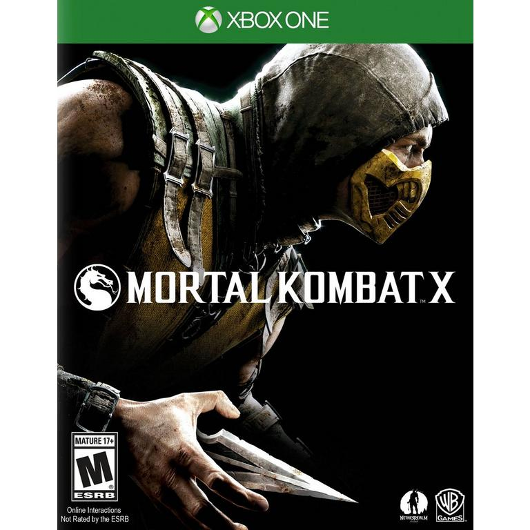 Mortal Kombat X Xbox One Gamestop
