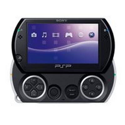 PSP Go with USB and AC Adapter