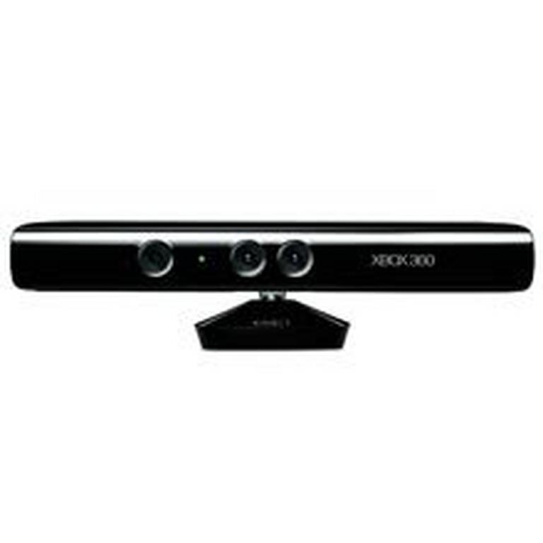 Xbox 360 Kinect with AC Adapter