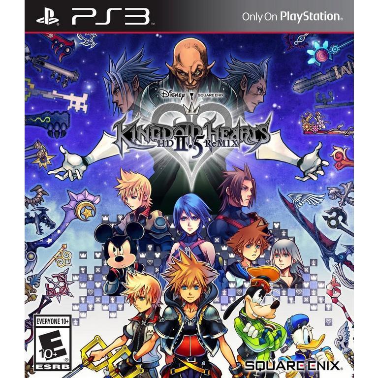 Kingdom Hearts 2.5 ReMIX